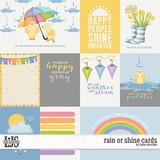 Rain Or Shine Cards