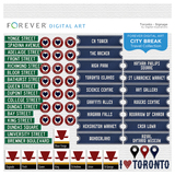 City Break - Toronto -  Signage