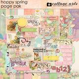 Hoppy Spring Page Pak