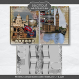 Artistic License Book Covers Bonus Bundle 2 - 8.5x11