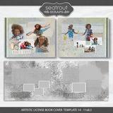 Artistic License Book Covers Bonus Bundle 2 - 11x8.5