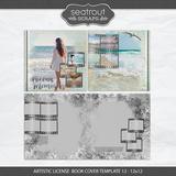 Artistic License Book Covers Bonus Bundle 2 - 12x12