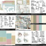 Far and Wide Travel Scrapbooking Bundle