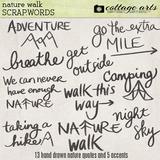 Nature Walk Collection + Bonus
