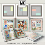 Lickety Split Book Series - Number Eleven