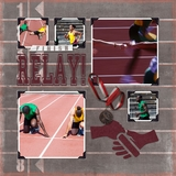 Patchwork Templates - Sports - Track & Field - Cross Country