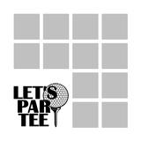 Patchwork Templates - Sports - Golf