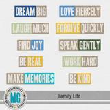 Family Life Bundle