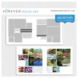 Forever Design Maps 48 - 12x12