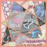 Chalk It Up Mosaic Templates