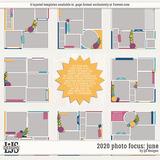 2020 Photo Focus - June