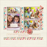 Queen for the Day Pre-designed Book - 12x12