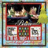 Big City Christmas Journal Cards