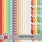 Happy Everything Extra Papers