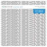 City Break - Vancouver -  Text Papers