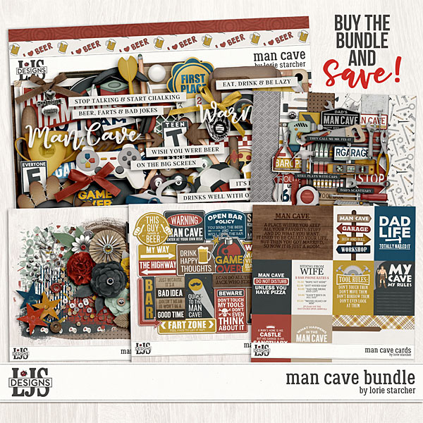 Man Cave Bundle