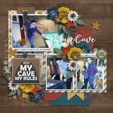 Man Cave Cards