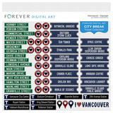 City Break - Vancouver -  BUNDLE