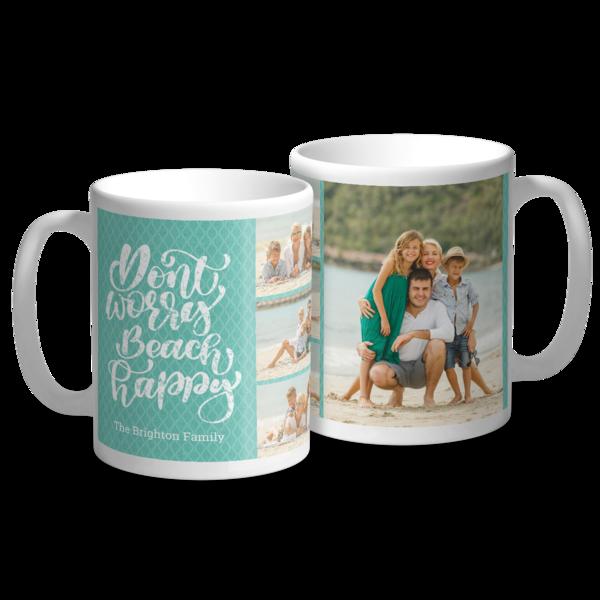 Beach Happy Mug Mug