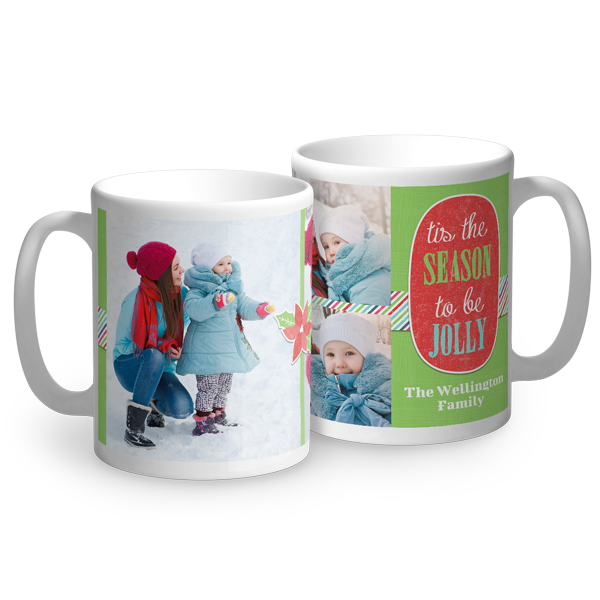 Be Jolly Mug Mug