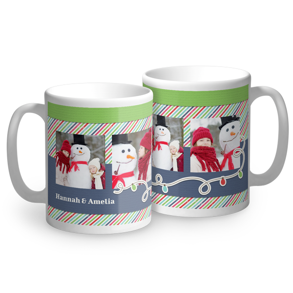 String of Lights Mug Mug