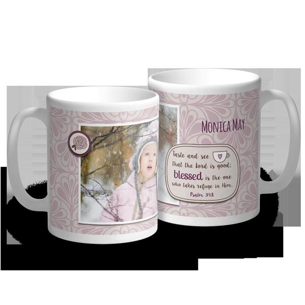 The Lord Is Good Mug