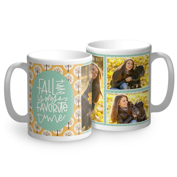 Fall Favorite Mug Mug