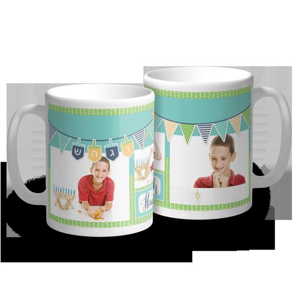 Happy Hanukkah Mug Mug