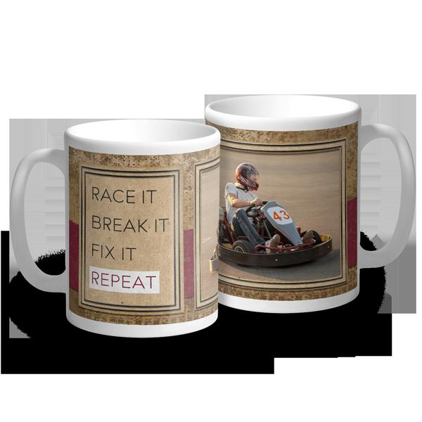 Race It Mug