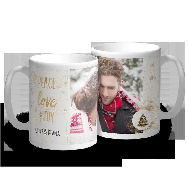 Peace & Joy Mug Mug
