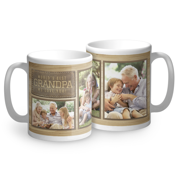 World's Best Grandpa Mug Mug