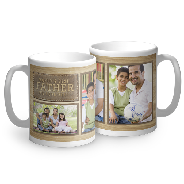 World's Best Father Mug Mug