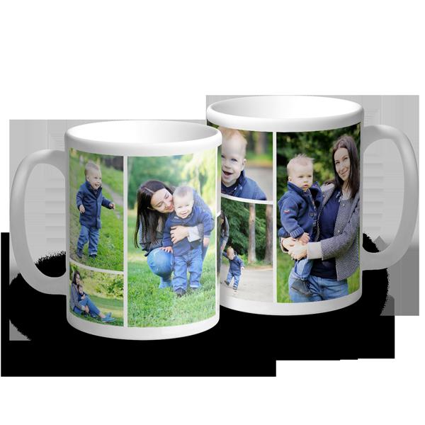 6 Photo Mug Mug
