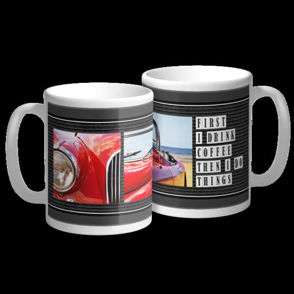 First Coffee Mug Mug