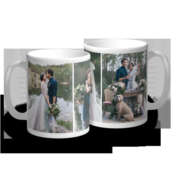 3 Photo Mug Mug
