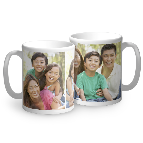 2 Photo Mug