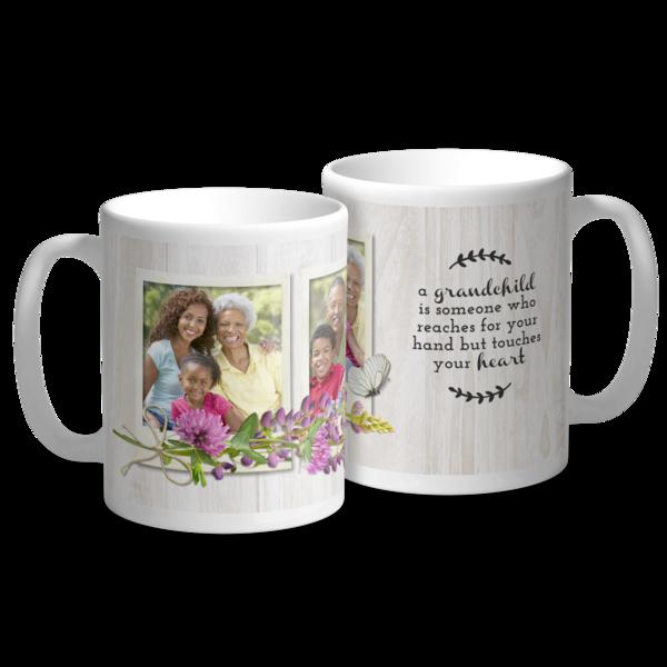 Garden Grandchild Mug