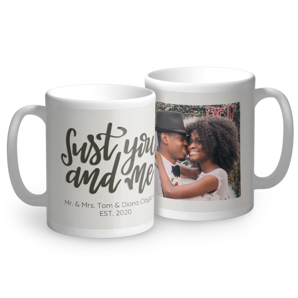 Just You and Me Mug Mug