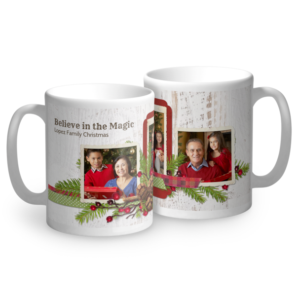 Colors of Winter Mug Mug