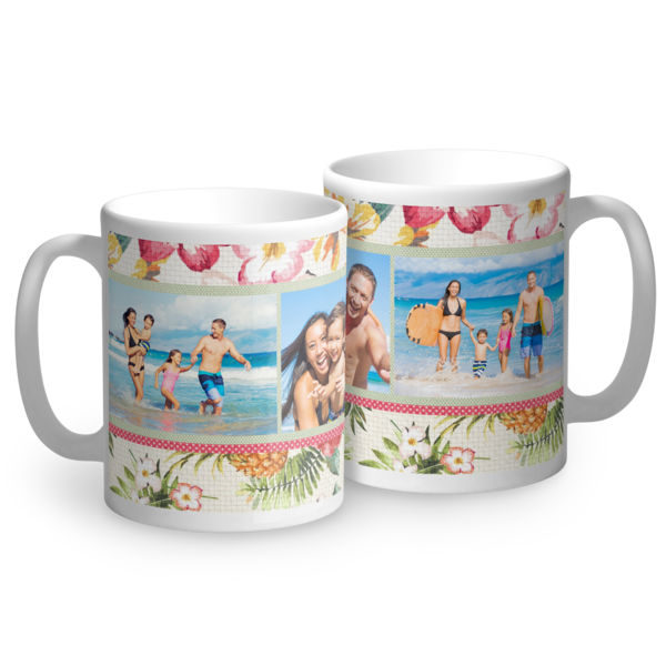 Typically Tropical Mug Mug