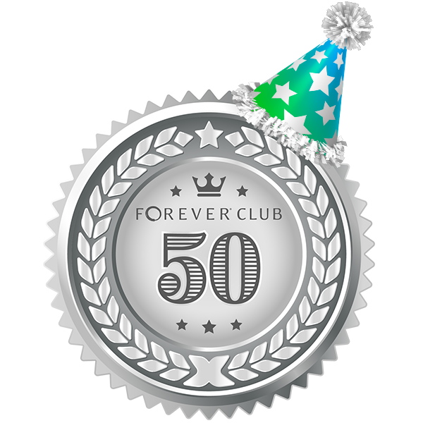 FOREVER Club 50