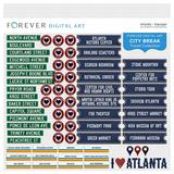 City Break - Atlanta -  BUNDLE