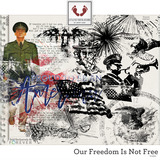 Our Freedom Is Not Free Brushes