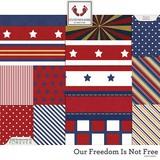 Our Freedom Is Not Free Jumbo Mega Bundle