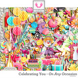 Celebrating You On Any Occasion Super Jumbo Mega Bundle