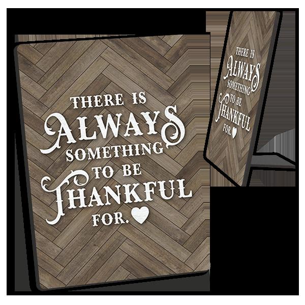 Always Thankful Tabletop