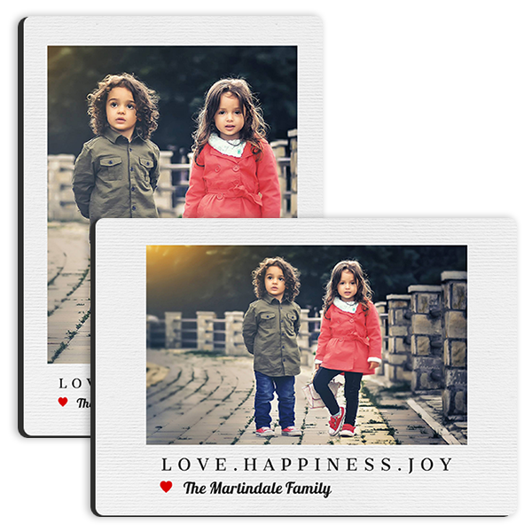 Love.Happiness.Joy Tabletop Tabletop Panel