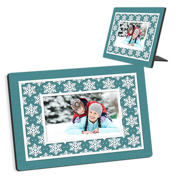 Bold Snowflake Tabletop