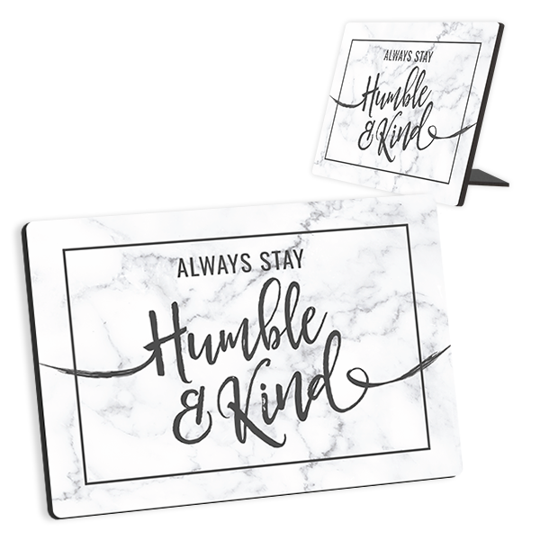 Humble And Kind Tabletop