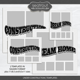 Under Construction - Templates